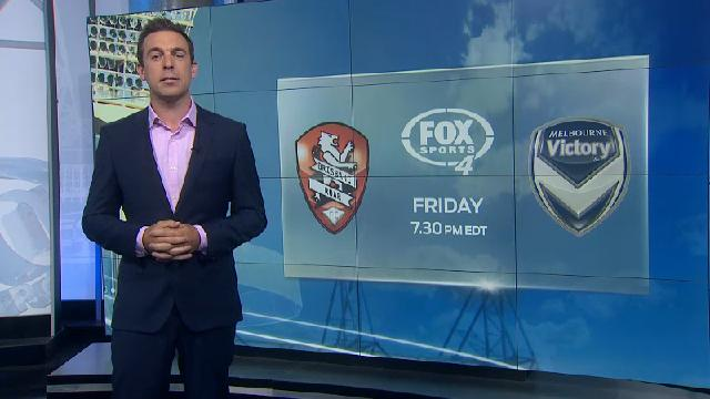 Bayliss' A-League preview