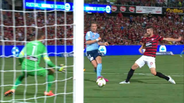 Sydney derby thriller
