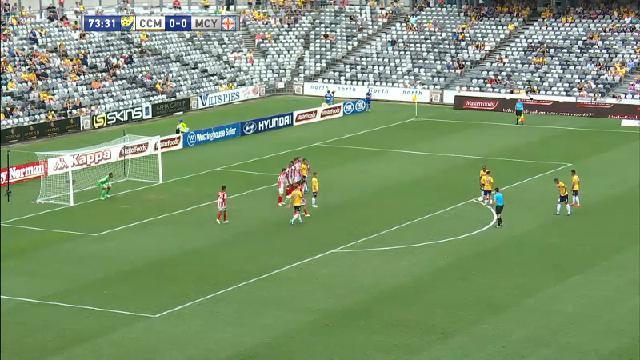 CCM v MCY: Match highlights