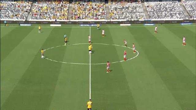 CCM v MCY: Full match replay