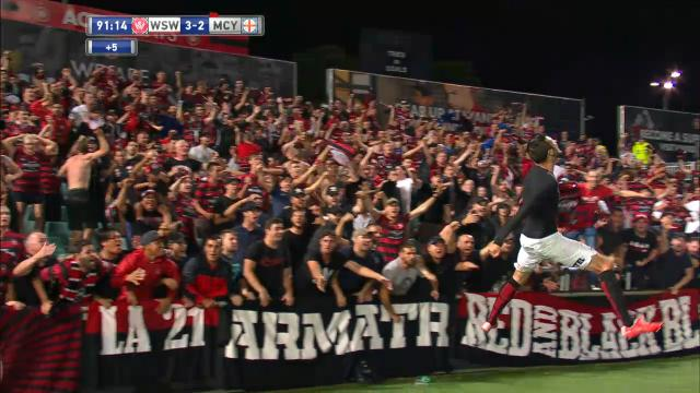 WSW v MCY: Match News Report