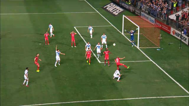 Reds' bizarre goal