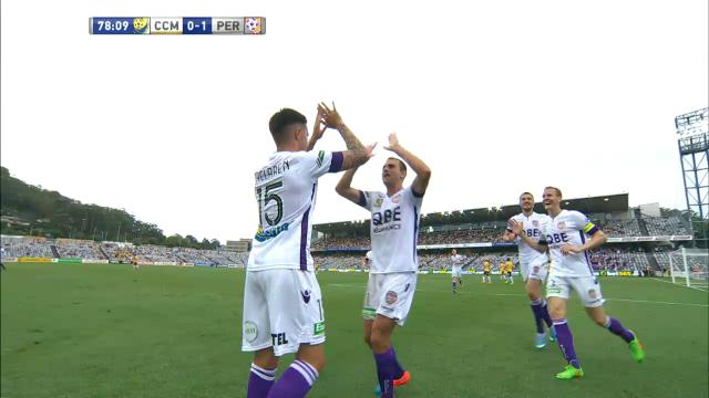 Mariners, Glory play out draw