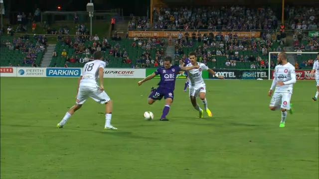Risdon scores screamer