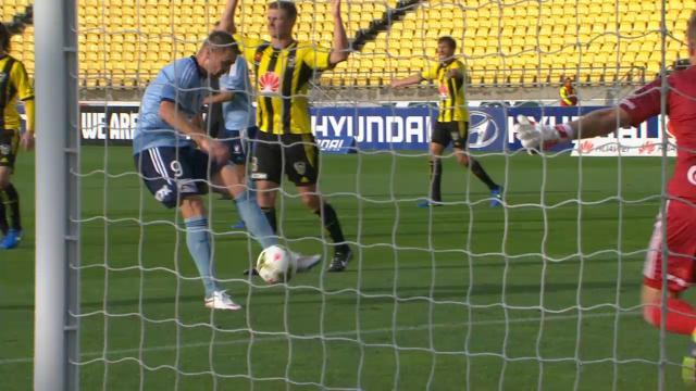 WEL v SYD: Match Highlights