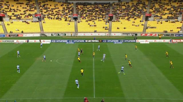 WEL v SYD: Full Match Replay