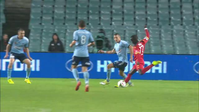 SYD v ADL: Match Highlights