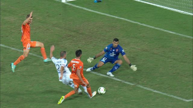 Victory's contentious penalty
