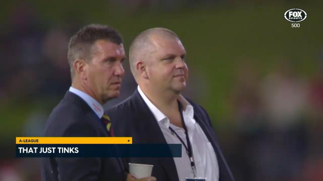 Tinkler cited by FFA