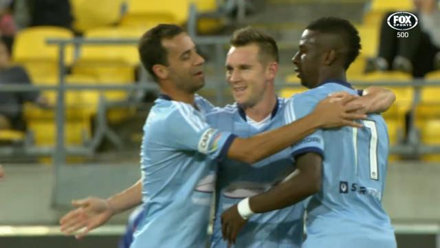 Sky's the limit for Sydney FC