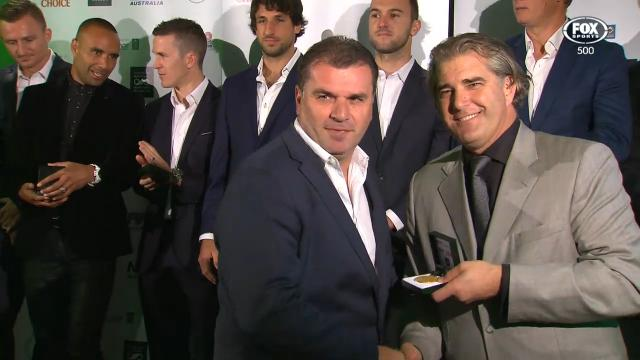 Ange on team of the decade