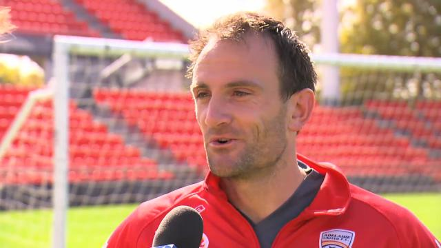Sydney FC 'are scared'