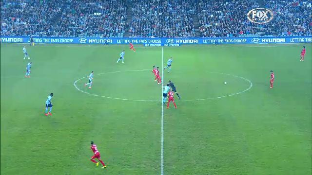 SYD v ADL: Full Match Replay