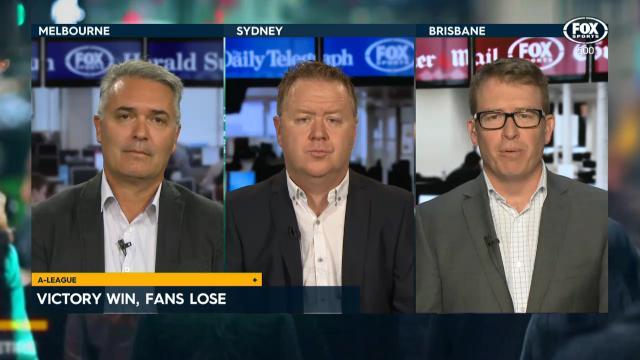 Press Box: Fans lose in GF