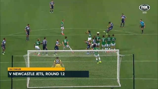 Melbourne Victory top 5 goals