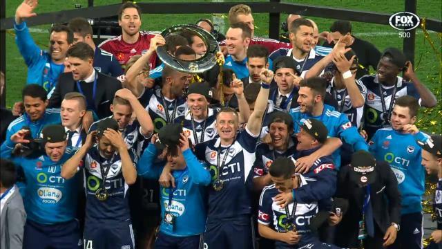 Victory's Grand Final glory