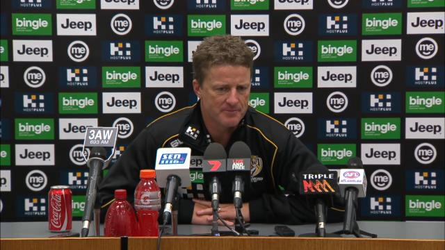 Richmond press conference