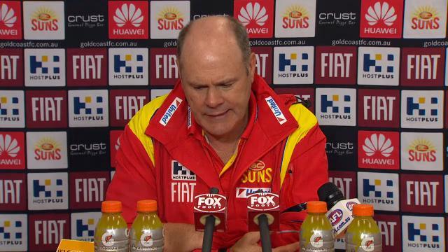 Suns press conference