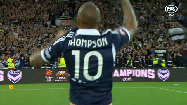 Victory re-sign Thompson