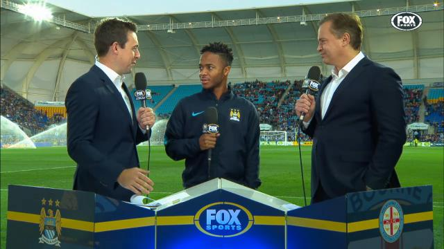 Sterling on Liverpool exit