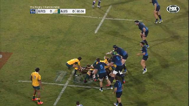 ARG v AUS: Full match replay