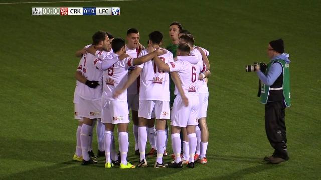 CRK v LFC: Full match replay