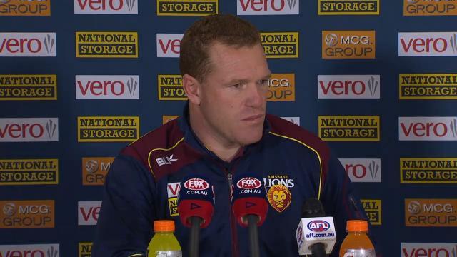 Brisbane press conference