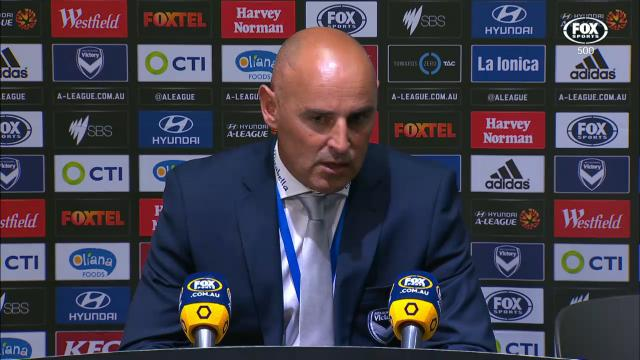Muscat critical of refereeing