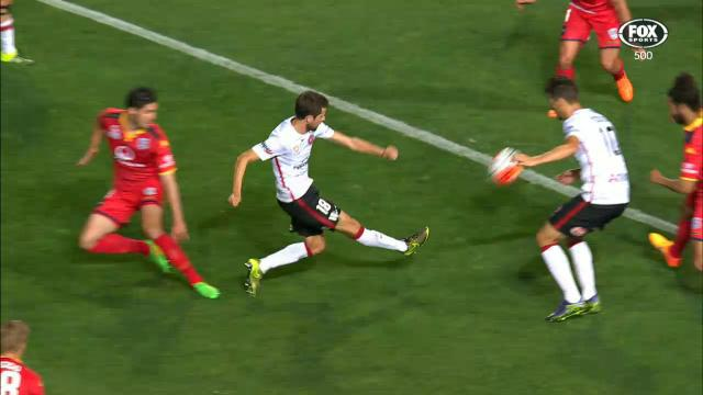 Andreu bags point for WSW