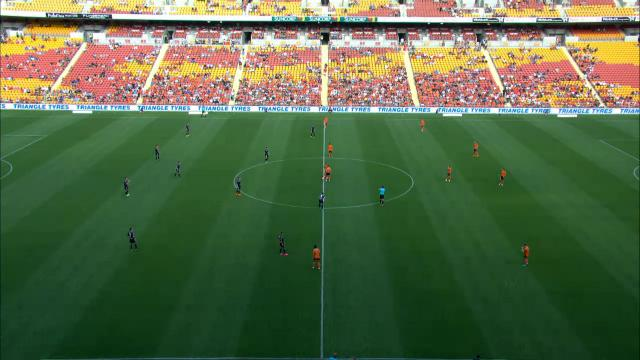 BRI v CCM: Full Match Replay