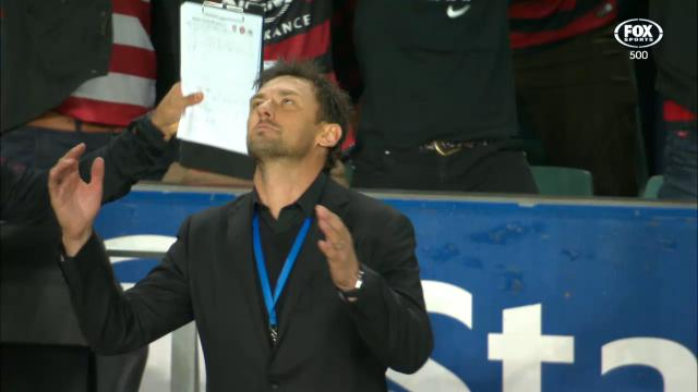 Popovic not pleased with call