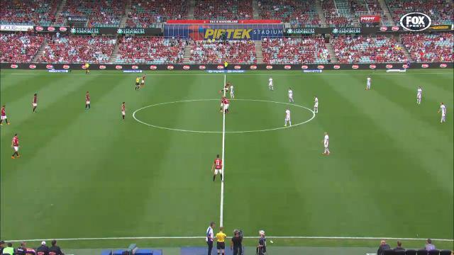 WSW v PER: Match Highlights