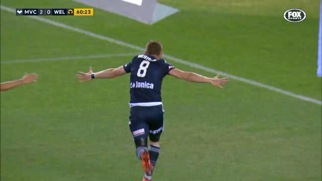 Berishas freaky goal