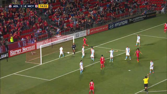 ADL v MCY: Match highlights