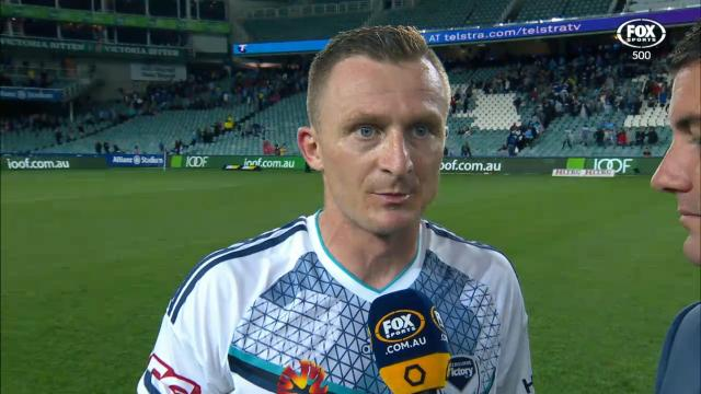 'Was like a final for Sydney'