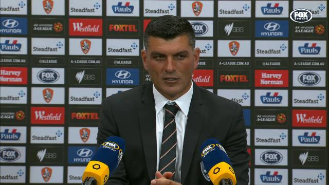 Aloisi lets loose on City