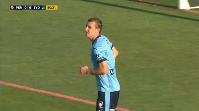 PER v SYD: Match highlights