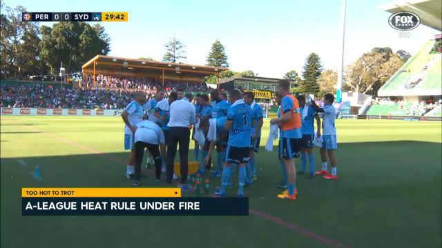Heat rule under fire