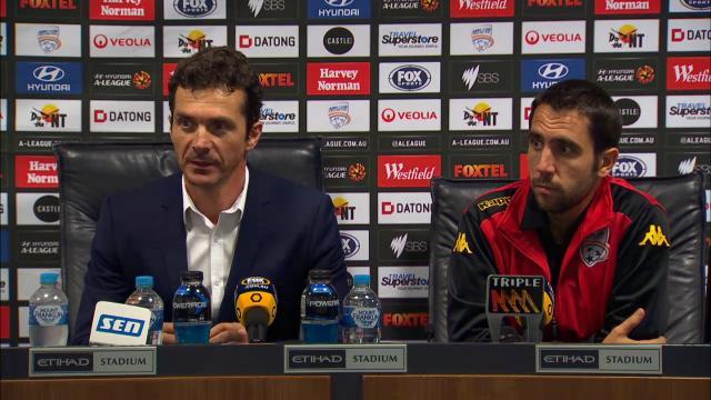 United press conference