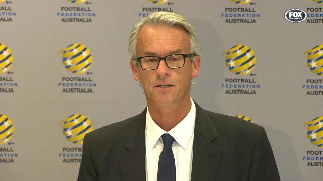 Gallop on A-League fan bans