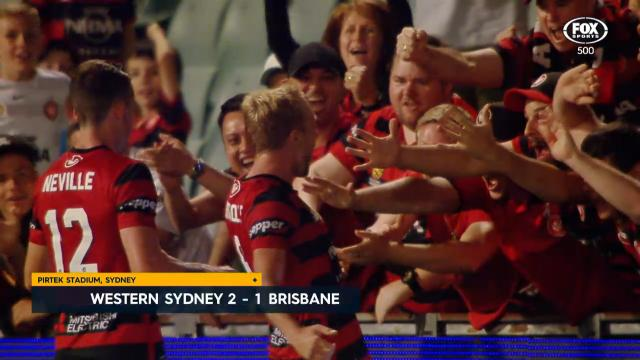 Wanderers back on top