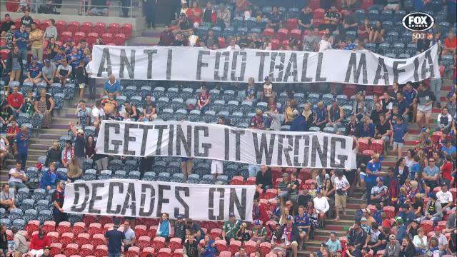 Bozza on FFA-fan agreement