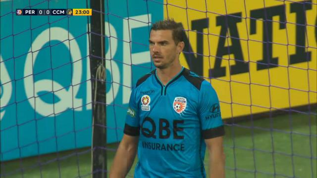 PER v CCM: Match highlights