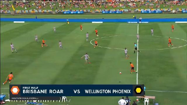 BRI v WEL: Full Match Replay