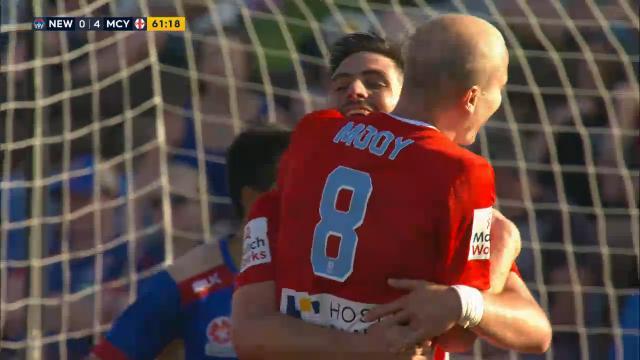 Mooy, Fornaroli combine again