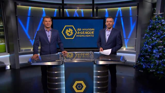 A-League Highlights: Round 10