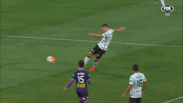Wanderers, Glory share points