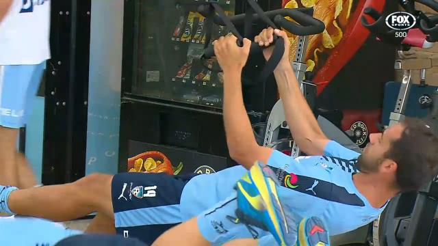 Brosque passing fitness tests