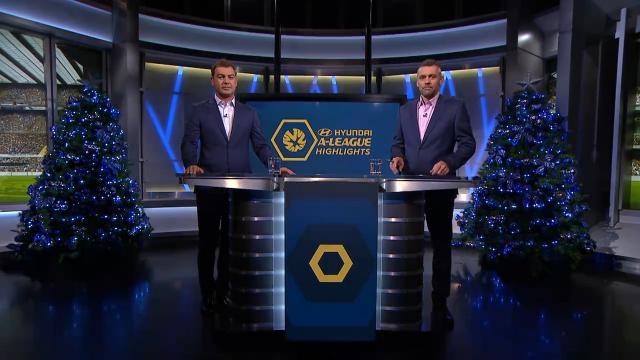 A-League Highlights: Round 11