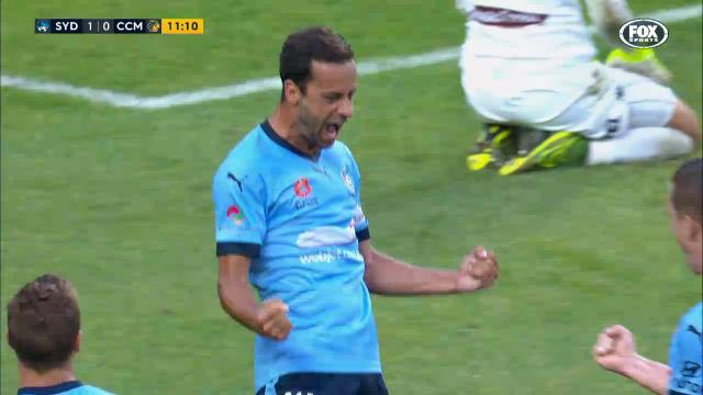 SYD v CCM: Match Highlights